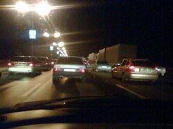 Вождение машины в темное время суток